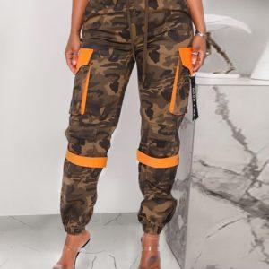 Pantalon Camouflage pour Femme Surrey