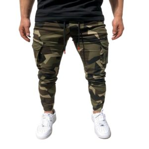 Jogging Pants Camouflage - rastafarishop.fr