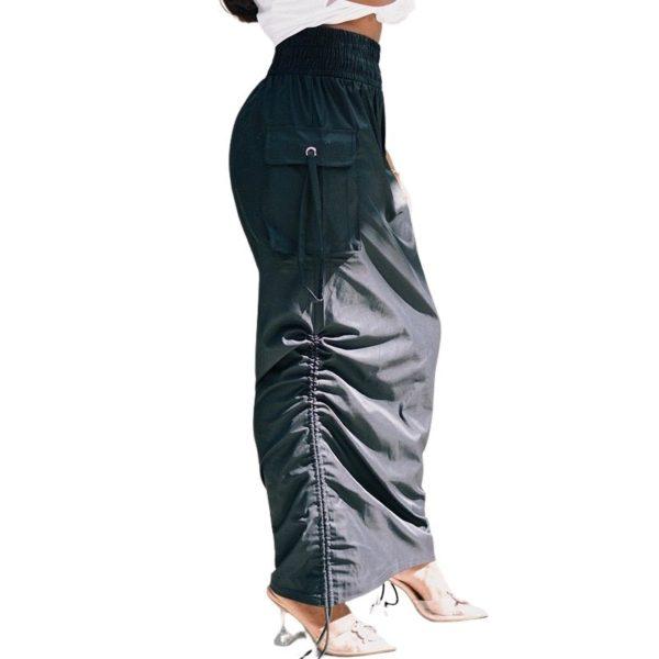 Jupe Streetwear Ajustable Noir - rastafarishop.fr