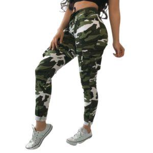 Pantalon Camouflage Long - rastafarishop.fr