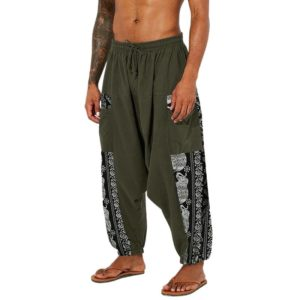 Pantalon Sarouel Streetwear - rastafarishop.fr