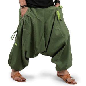 Pantalon Sarouel Style Rasta