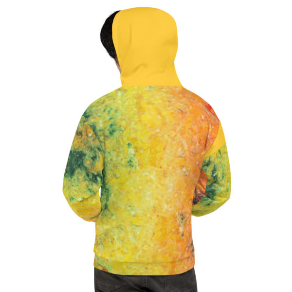 all over print unisex hoodie white back 60714063c3d6c