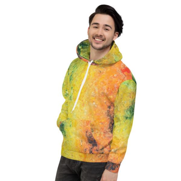 all over print unisex hoodie white left 60713f3661c31