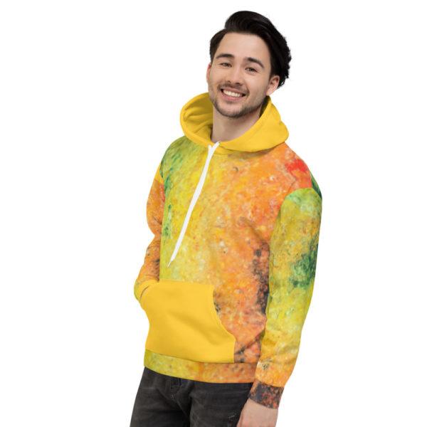 all over print unisex hoodie white left 60713fcfc4758