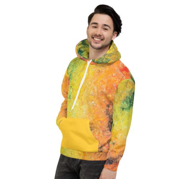 all over print unisex hoodie white left 607140407720e
