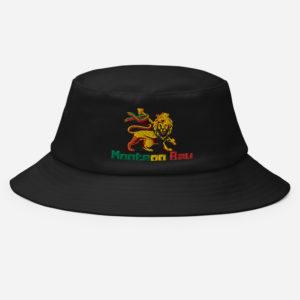 bucket hat black front 6070682d4a491