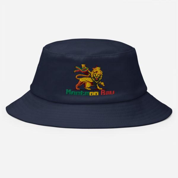 bucket hat navy front 6070682d4a5b0