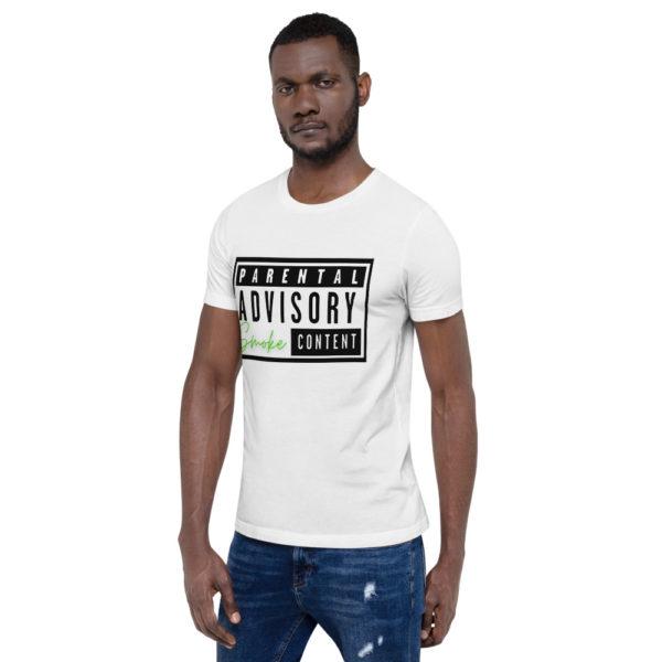 unisex premium t shirt white left front 608480051e549