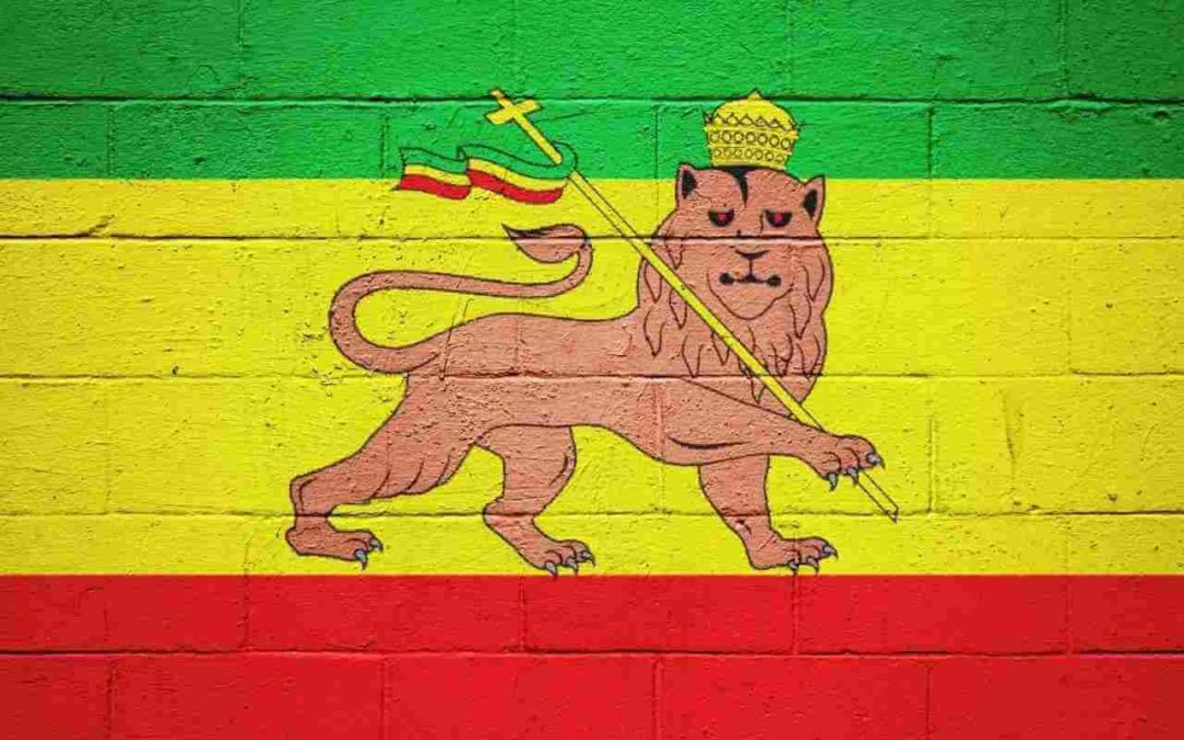 Lion of Judah - rastafarishop.fr