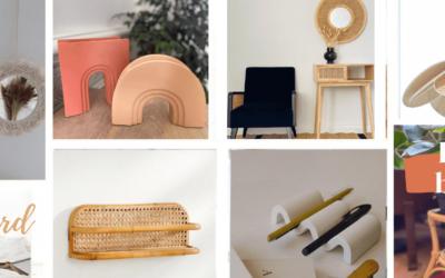 Bureau bohème: 13 inspirations pour se créer un espace bureau bohème