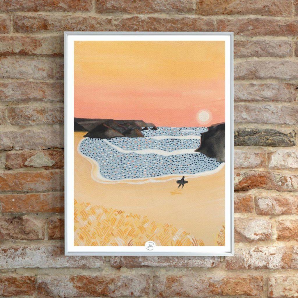 affiche-mer-poster-ocean