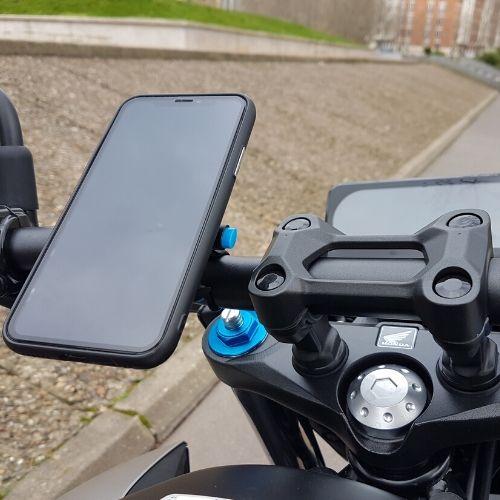 support téléphone smartphone vélo clipandgo clip&go clip and go