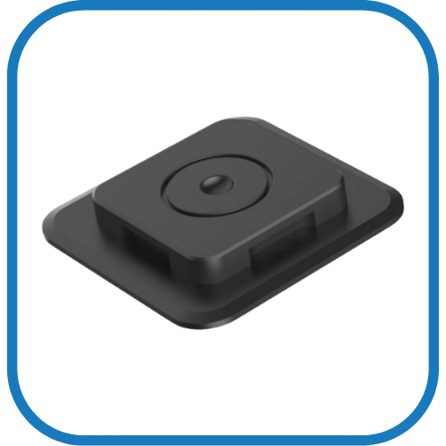 Clip adhésif universel support de téléphone clipandgo clip&go clip and go