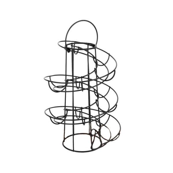 Porte oeuf spirale