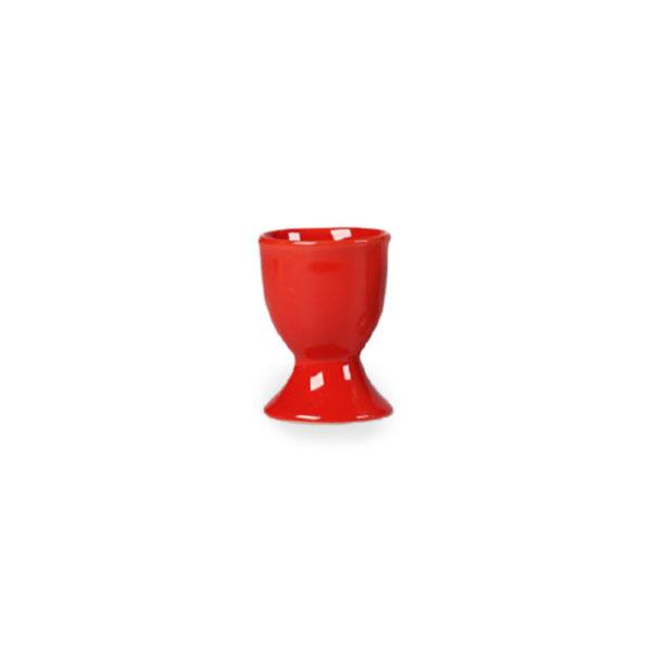 Coquetier rouge