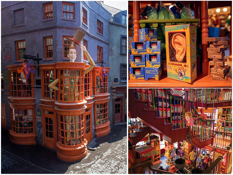 image harry3 Boutique harry potter Aujourd'hui On vous parle du Shopping dans le monde magique de Harry Potter au sein de la galerie commerciale du Village Joué club.