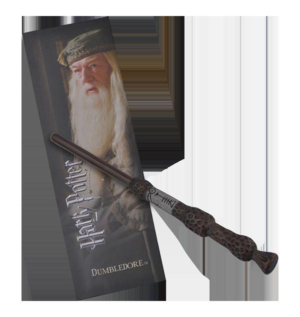 Stylo Baguette Albus Dumbledore