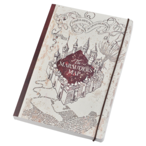 Carnet de cartes du Maraudeur