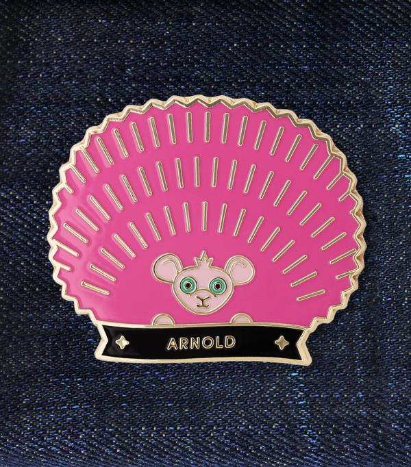 Boutique harry potter Épingle Arnold