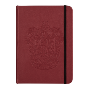 Journal Intime Harry Potter Gryffondor