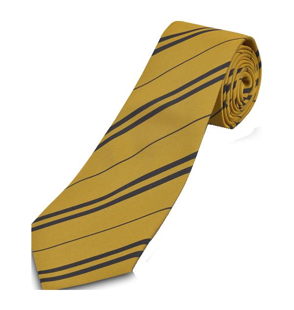 Cravate Poufsouffle