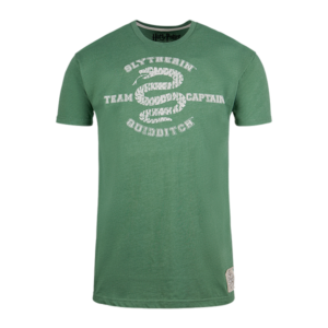 T-shirt de Quidditch de Serpentard