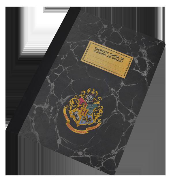 Cahier de Poudlard