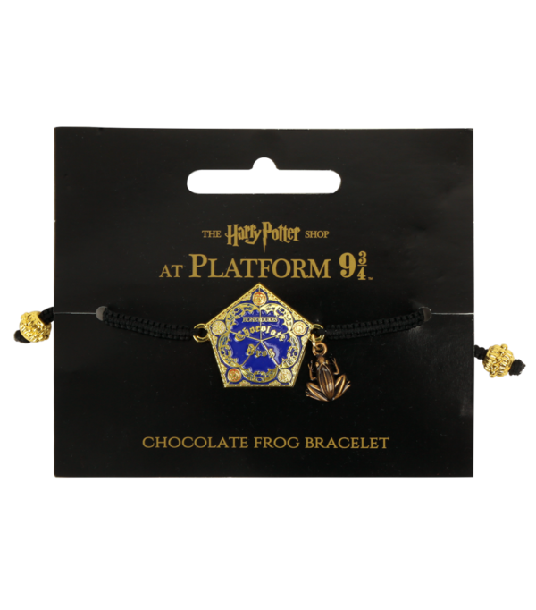 2019 Platform 934 Products Chocolate Frog Bracelet Boutique harry potter Bracelet grenouille en chocolat