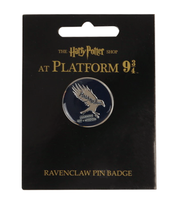 2019 Platform 934 Products Ravenclaw Pin Badge Boutique harry potter Pins Harry Potter