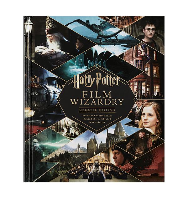 Livre de magie du film Harry Potter