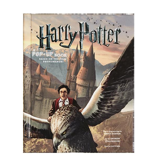 Livre pop-up Harry Potter