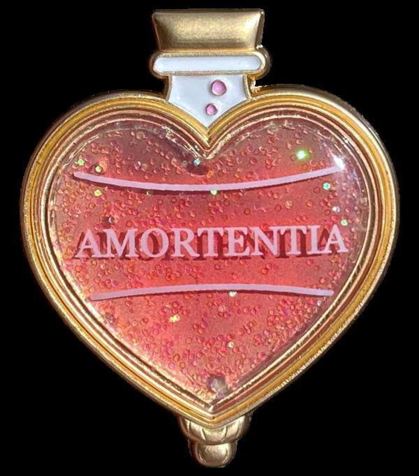 Insigne de la potion Amortentia
