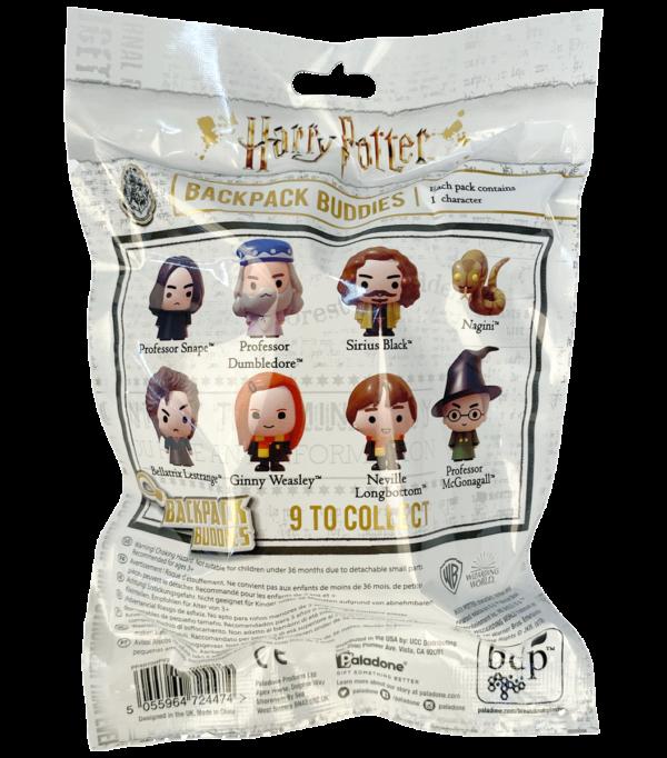 BackpackBuddiesV2B Boutique harry potter Les copains du sac à dos Harry Potter Série 2