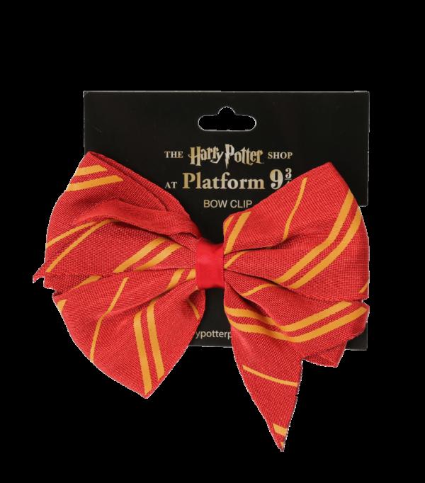 Bow Clip Gryffindor001 Boutique harry potter Pince à nœud Gryffondor