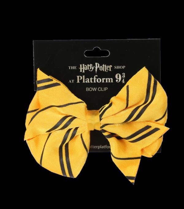 Bow Clip Hufflepuff001 Boutique harry potter Couronne à cheveux Poufsouffle