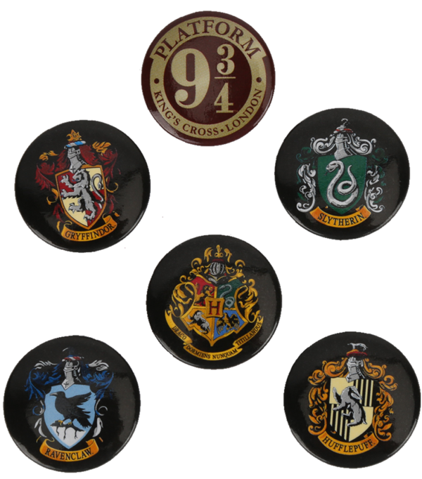 Ecusson Harry Potter