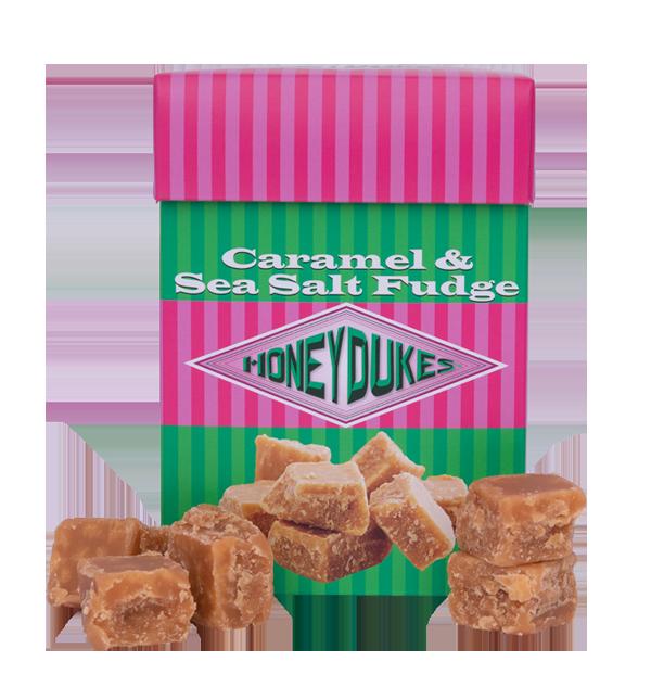 Biscuit au Caramel et Au Sel de Mer de Honeydukes