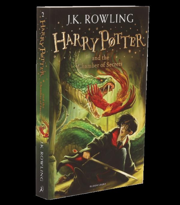 Nouvelle édition de Harry Potter et la Chambre des Secrets Broché