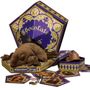 Chocolat Harry Potter
