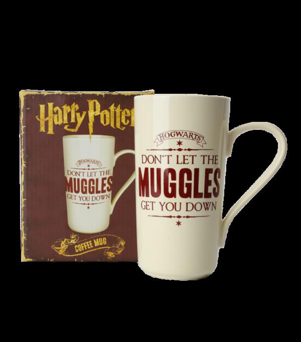 Coffee Mug Muggles004 Boutique harry potter Mugs Poudlard