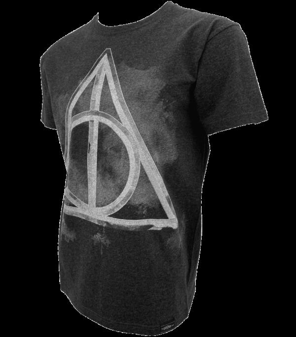 DeathlyHallowsShirt3 Boutique harry potter T-Shirt des Reliques de la Mort