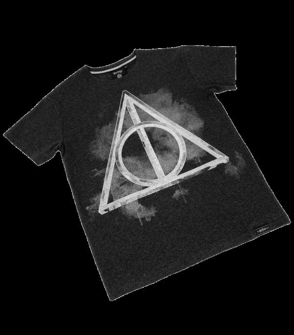 DeathlyHallowsShirt4 Boutique harry potter T-Shirt des Reliques de la Mort