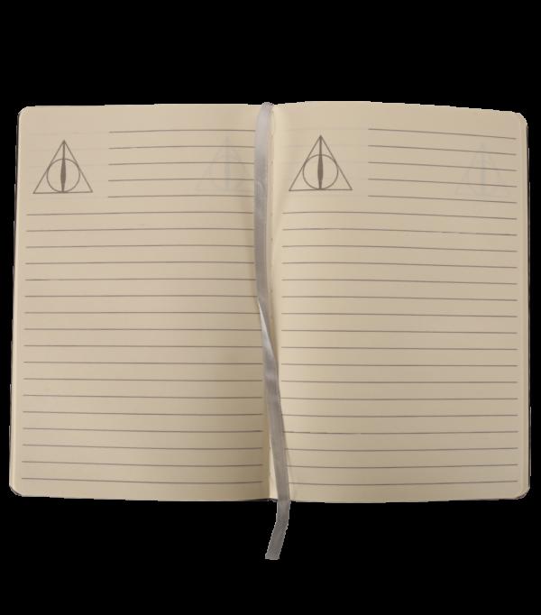 Deathly Hallows Notebook Template 8d8892de 7b30 4d1f 960c 91d4062d766b Boutique harry potter Carnet de notes Reliques de la Mort