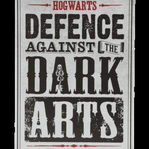 Panneau Défense contre les arts sombres