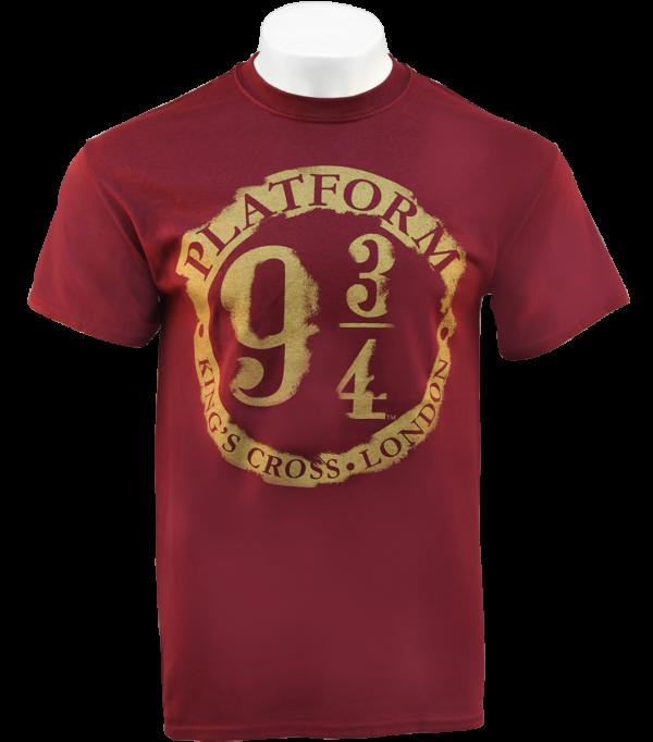 T-shirt 9 3/4 plateforme