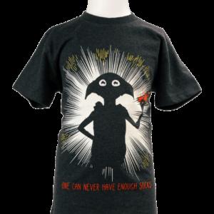 T-shirt pour enfants Dobby scintillant