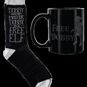 Tasse et chaussettes Dobby