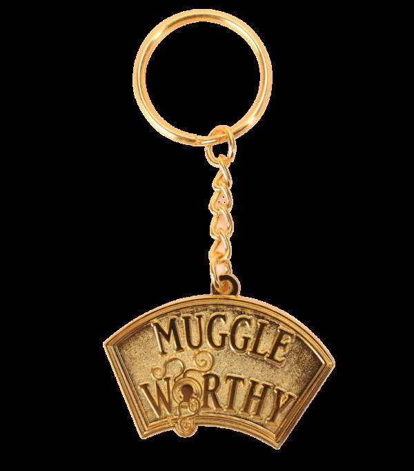 Porte-clés Les animaux fantastiques moldu