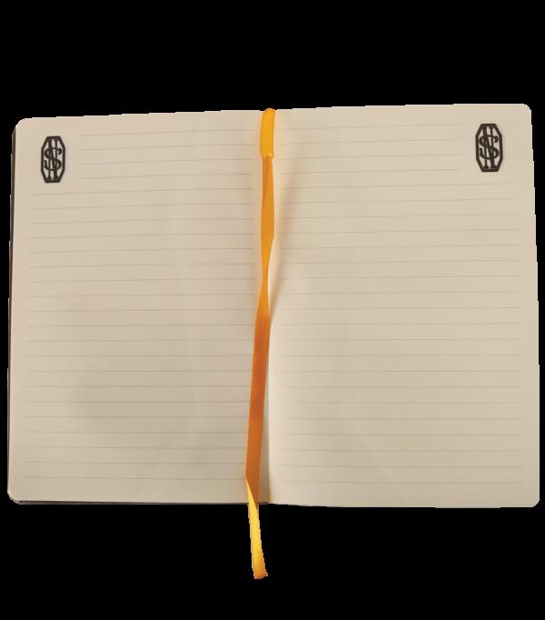FB Newts Initials Notebook Template 8b6f07c6 c1eb 477d 9046 d70d48c1fc1c Boutique harry potter Bloc-notes des initiales de Newt Scamander